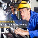 Técnico em Manutenção - Recife, PE
